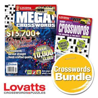 Lovatts Crossword Bundle magazine cover