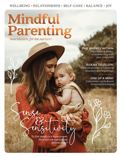 Mindful Parenting magazine cover