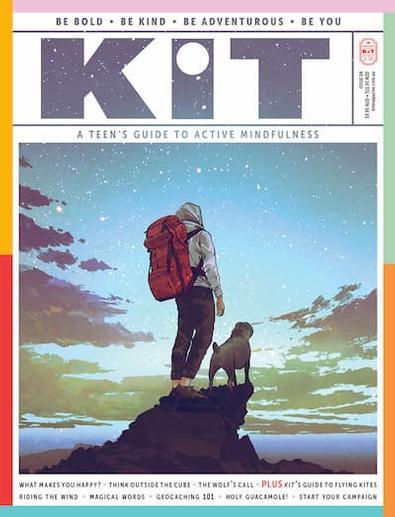KIT Magazine cover