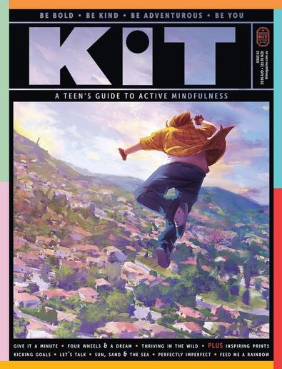 KIT Magazine cover