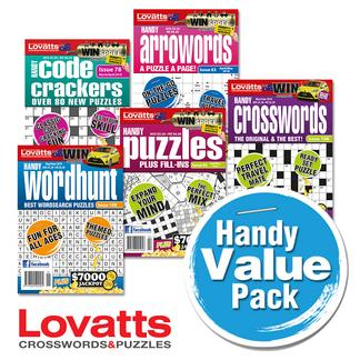 Lovatts Handy Value Pack Bundle magazine cover