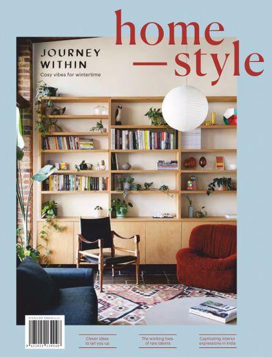 homestyle magazine cover