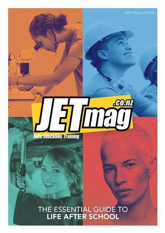 JETmag magazine cover