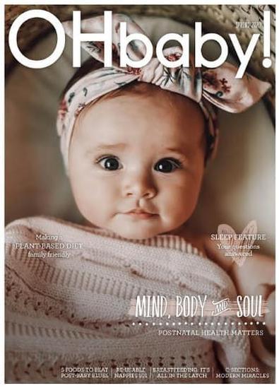 OHbaby! Magazine cover