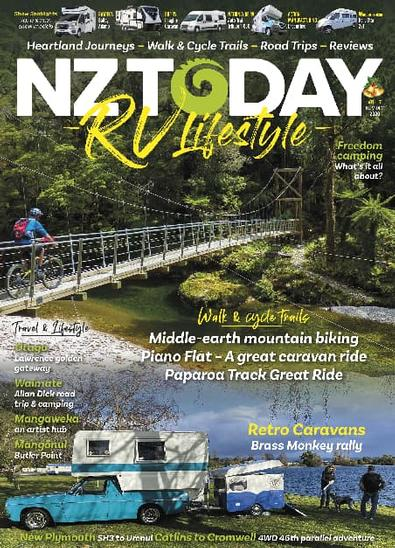 RV Lifestyle-NZ Today magazine cover