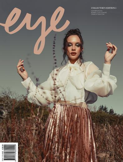 Eye Magazine cover