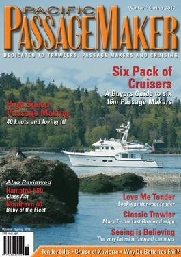 Pacific PassageMaker magazine cover