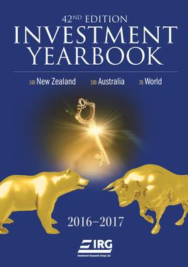 2016-2017 Investment Yearbook cover