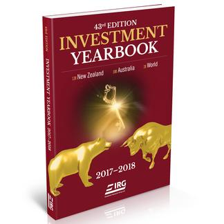 43rd Investment Yearbook 2017-2018 cover