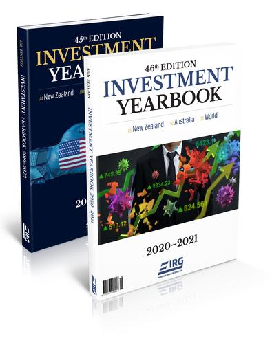 46th & 45th Investment Yearbook Combo cover