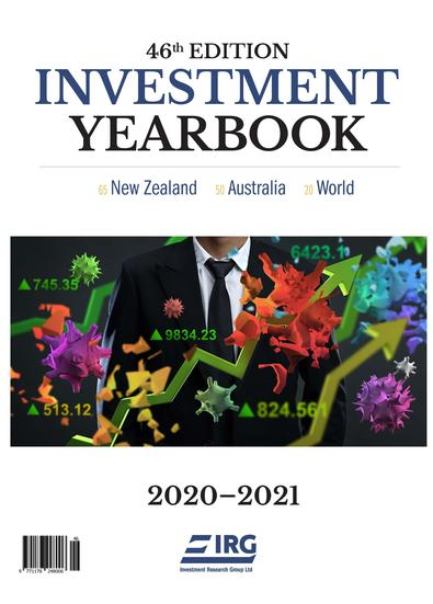 46th Investment Yearbook 2019-2020 cover