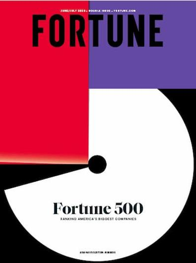 Fortune Magazine cover