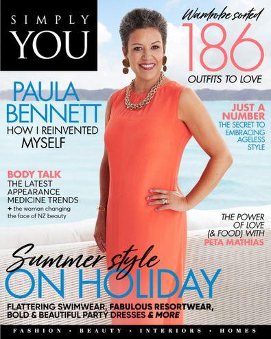 Simply You magazine cover