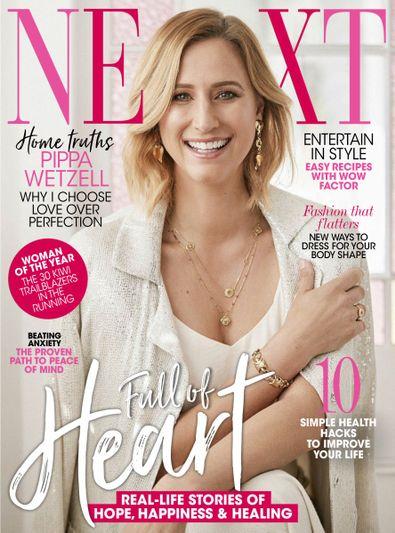 NEXT magazine cover