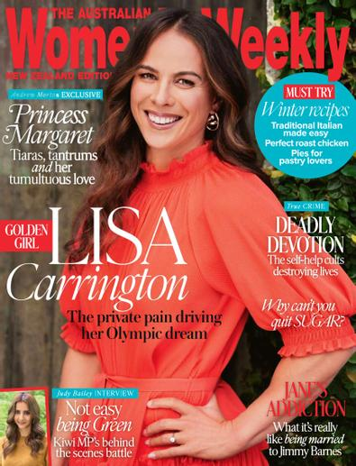 The Australian Women's Weekly (NZ) magazine cover