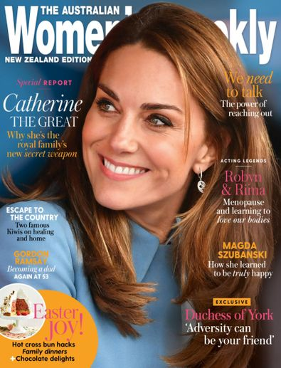 The Australian Women's Weekly (NZ) magazine cover