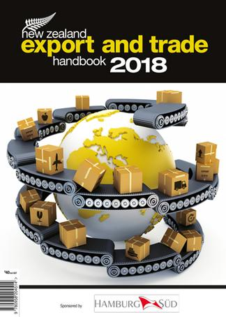New Zealand Export & Trade Handbook 2014 cover