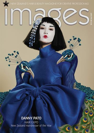 Images magazine cover
