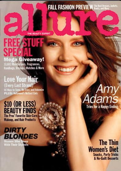 Allure (US) magazine cover