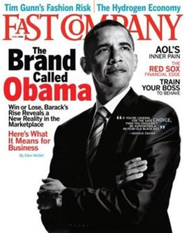 Fast Company (US) magazine cover