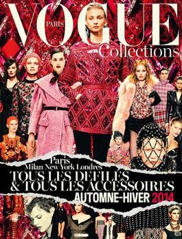 Vogue Collections Hors Serie (US) magazine cover