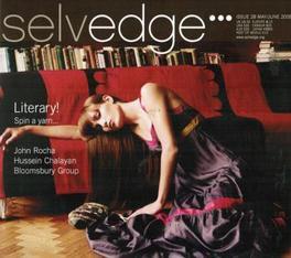 Selvedge (FRA) magazine cover
