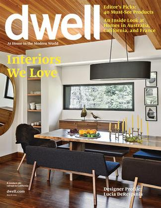 Dwell (US) magazine cover