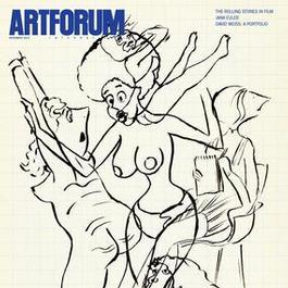 ARTFORUM magazine cover