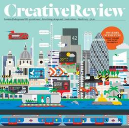 Creative Review magazine cover