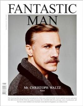 Fantastic Man magazine cover