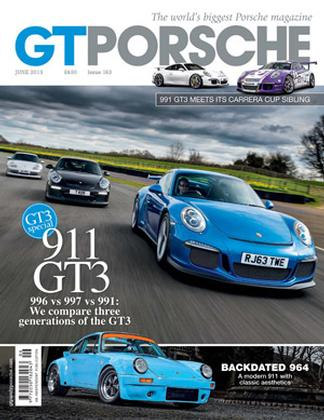 GT Purely Porsche magazine cover