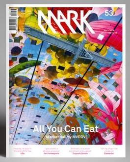 MARK magazine cover