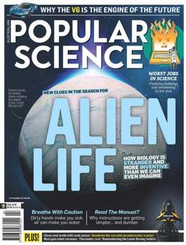 Popular Science (US) magazine cover