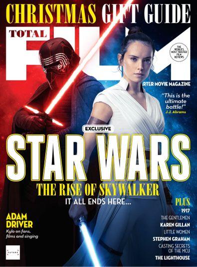 Total Film magazine cover