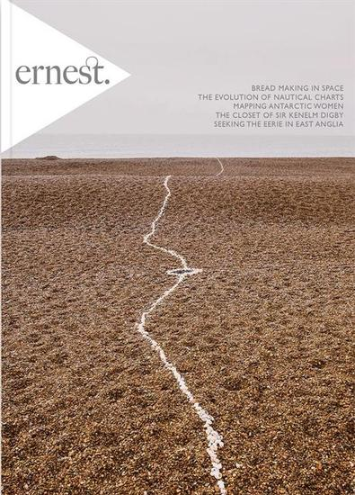 ernest journal magazine cover