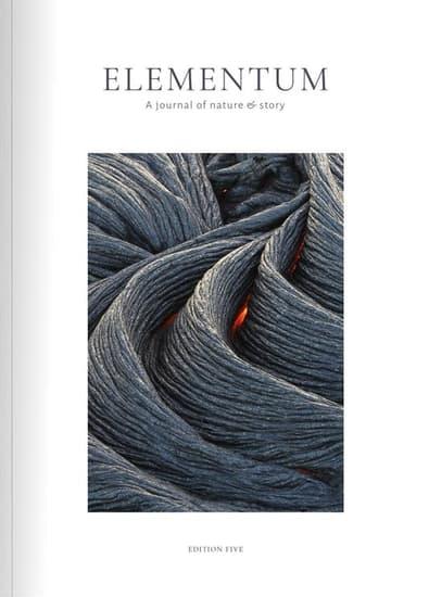 Elementum magazine cover