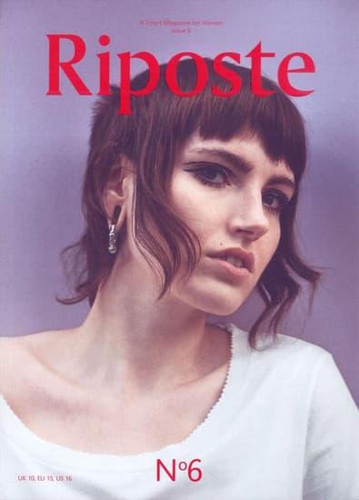 Riposte magazine cover
