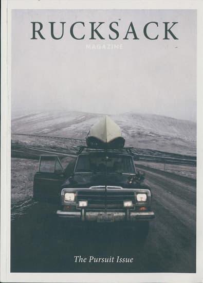 RUCKSACK magazine cover