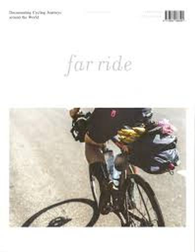 Far Ride magazine cover