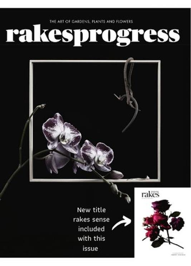 Rakesprogress magazine cover