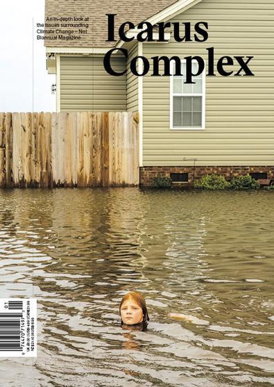 Icarus Complex magazine cover