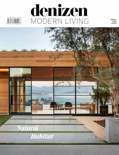 Denizen magazine cover