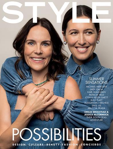 MiNDFOOD STYLE magazine cover