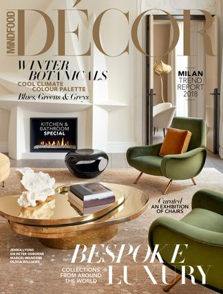 MiNDFOOD DECOR magazine cover