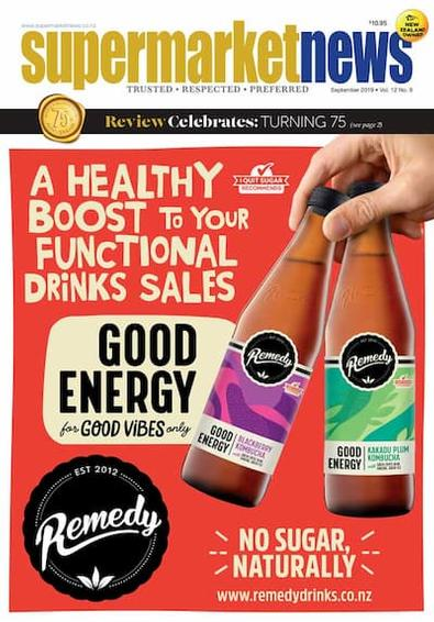SupermarketNews magazine cover