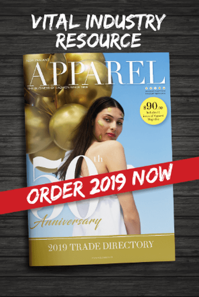 Apparel Trade Directory magazine cover