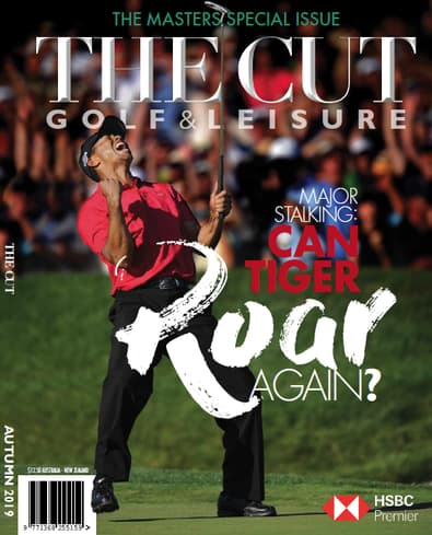 The Cut, Golf and Leisure magazine cover