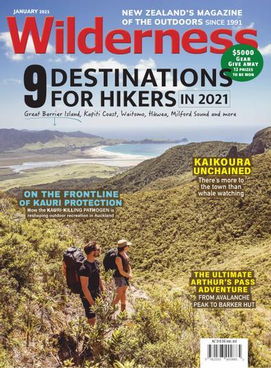 Wilderness digital cover