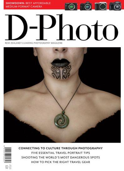 D-Photo digital cover