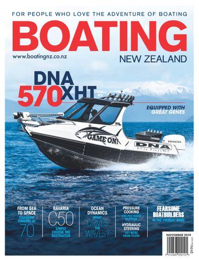 Boating NZ digital cover